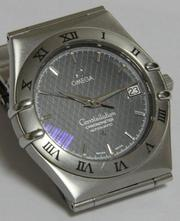 Часы OMEGA Constellation Classic Chronometr